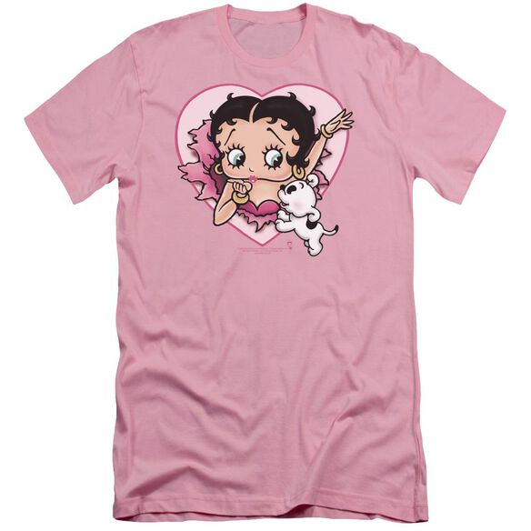 Betty Boop I Love Betty Short Sleeve Adult T-Shirt