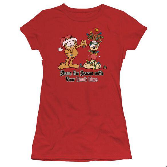 GARFIELD SHARE THE SEASON-S/S T-Shirt