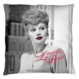 Lucille Ball City Girl Throw