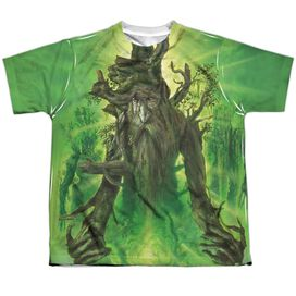 Lor Treebeard Short Sleeve Youth Poly Crew T-Shirt