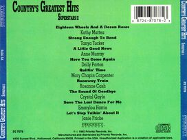 Various Artists - Country's Greatest Hits, Vol. 14: Superstars 2