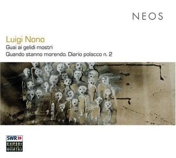 Nono/ Frenei/ Otto/ Fabbriciani/ Richard - Guai Ai Gelidi Mostri for Two Altos Flute Clarinet