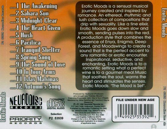 Erotic Moods 898