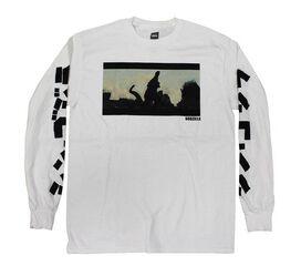 Godzilla Reel Long Sleeve T-Shirt