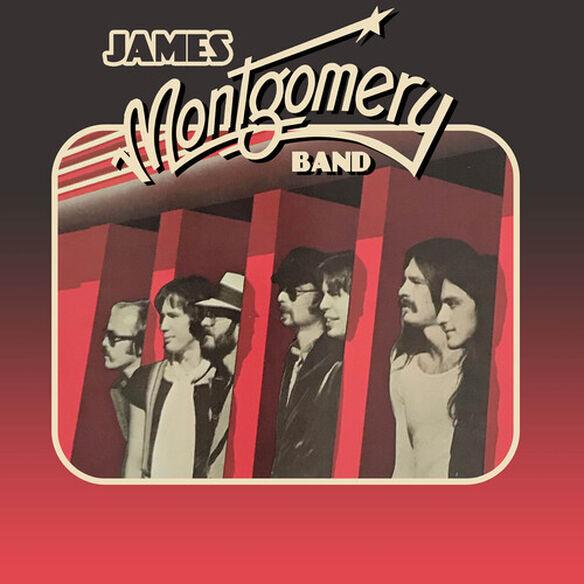 James Montgomery Band - James Montgomery Band