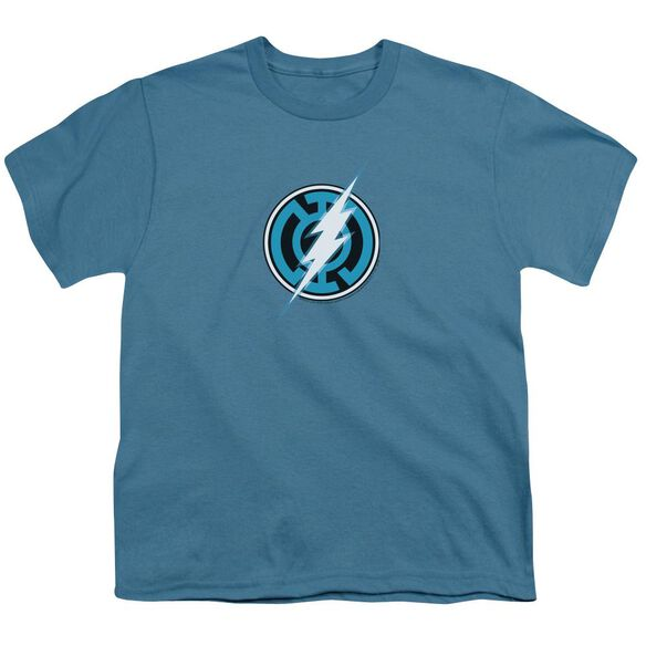 Green Lantern Blue Lantern Flash Short Sleeve Youth T-Shirt