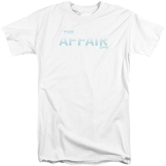 Affair Logo Short Sleeve Adult Tall T-Shirt