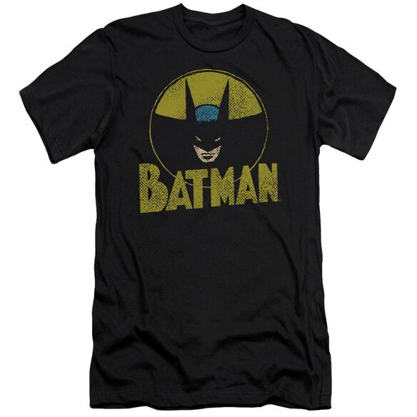 Dc Circle Bat Short Sleeve Adult T-Shirt