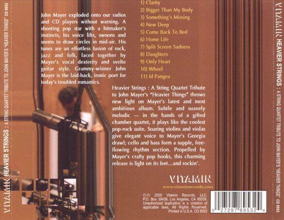String Quartet Tribut0605