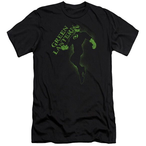 GL LANTERN DARKNESS - S/S ADULT 30/1 - BLACK T-Shirt