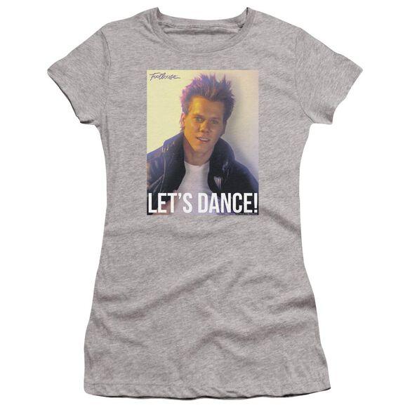 Footloose Lets Dance Premium Bella Junior Sheer Jersey Athletic