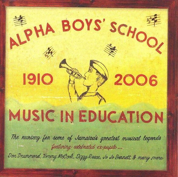 Alpha Boys School,Kingsto
