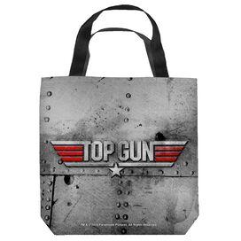 Top Gun Logo Tote