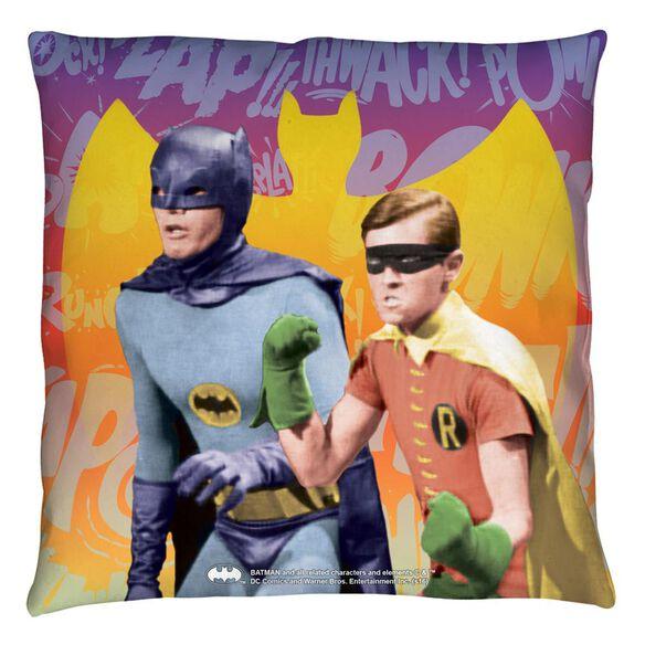 Batman Classic Tv Biff Bang Pow Throw