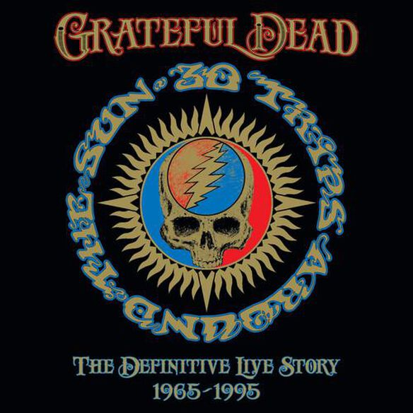 The Grateful Dead - 30 Trips Around The Sun The Definitive Live Story [1965-1995]