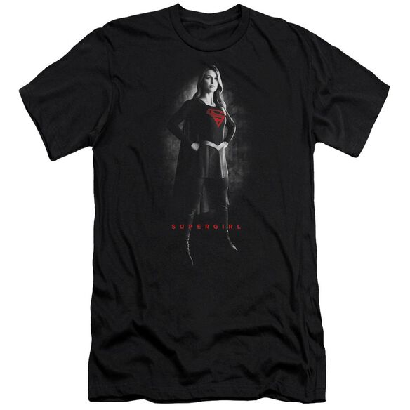 Supergirl Supergirl Noir Premuim Canvas Adult Slim Fit