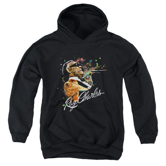 Ray Charles Soul Youth Pull Over Hoodie