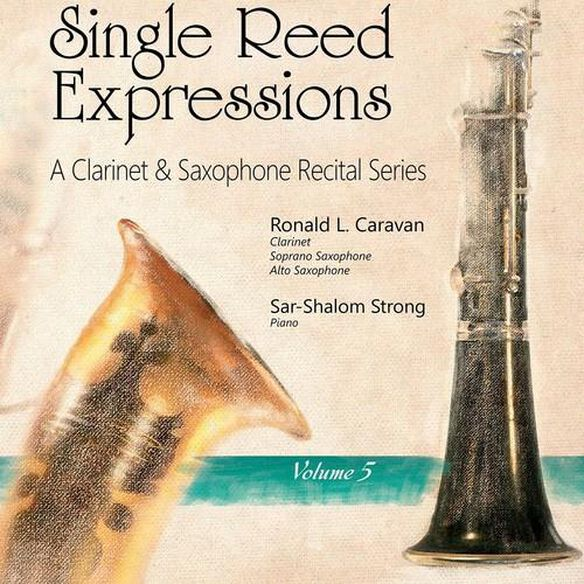 Single Reed Expressions: A Clarinet & Sax V5