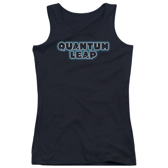Quantum Leap Logo Juniors Tank Top