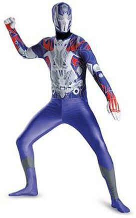 Transformers Optimus Prime Bodysuit Costume