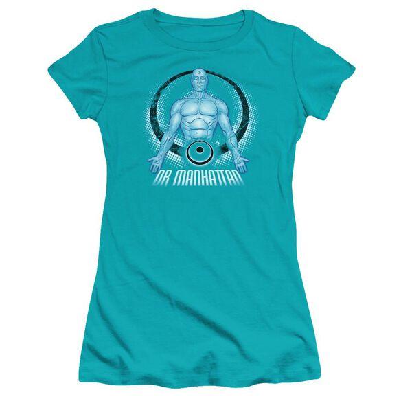 Watchmen Dr. Manhattan Premium Bella Junior Sheer Jersey