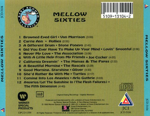 Mellow Sixties 0388