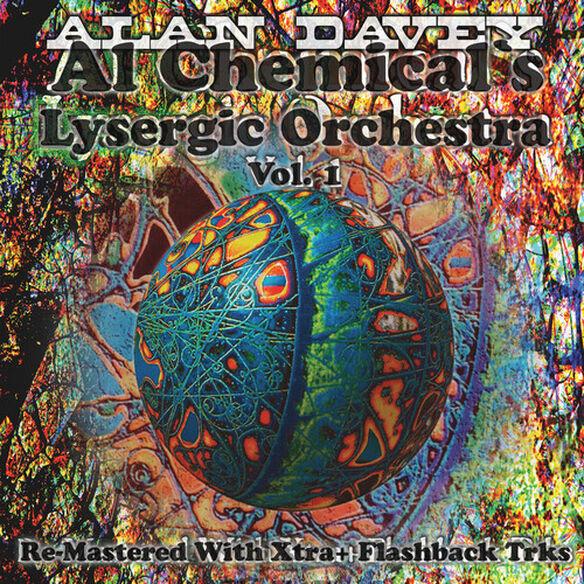 Alan Davey - Al Chemical's Lysergic Orchestra Vol. 1
