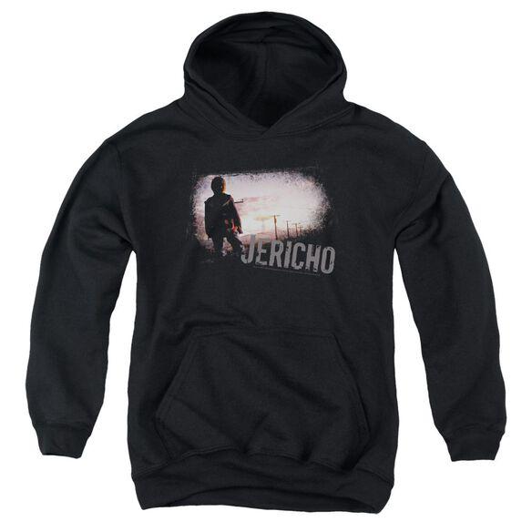 Jericho Mushroom Cloud Youth Pull Over Hoodie