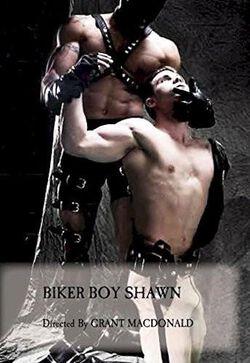 Image of Biker Boy Shawn