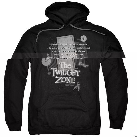 Twilight Zone Monologue-adult
