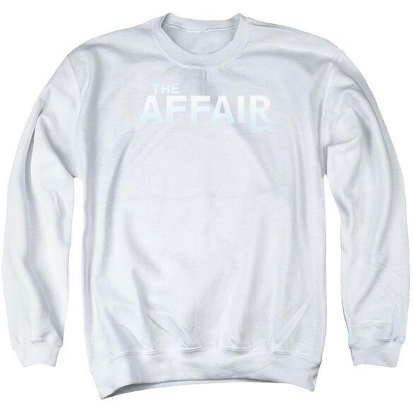 Affair Logo Adult Crewneck Sweatshirt
