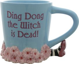 Wizard of Oz Ding Dong the Witch is Dead Mug