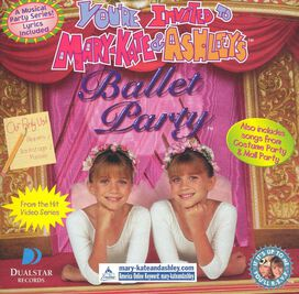 Mary Kate & Ashley Olsen - You're Invited to a Ballet Party