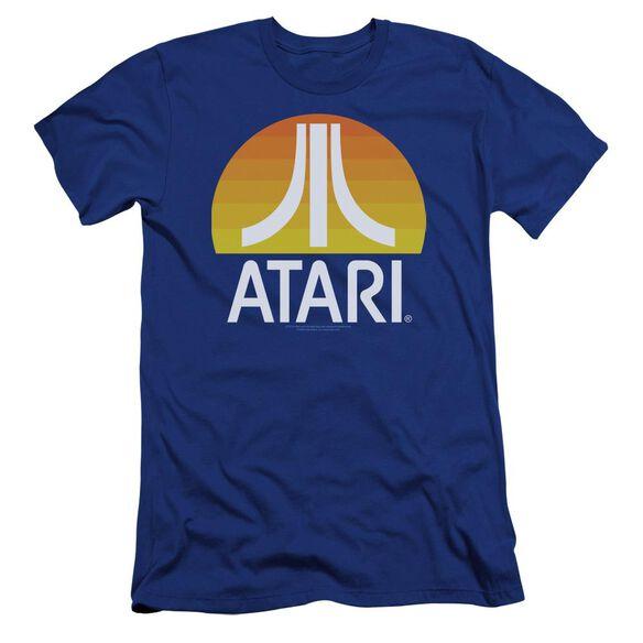 Atari Sunrise Clean Premuim Canvas Adult Slim Fit Royal