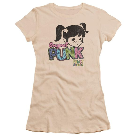 Punky Brewster Punk Gear Premium Bella Junior Sheer Jersey