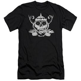 ADVENTURE TIME SKULL FACE-HBO S/S T-Shirt