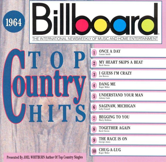 Top Country Hits 1964