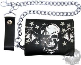 Avenged Sevenfold Logo Wallet