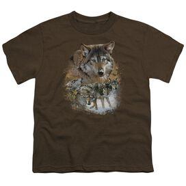 WILDLIFE WOLF PACK-S/S T-Shirt