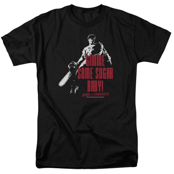 Army Of Darkness Sugar Short Sleeve Adult T-Shirt