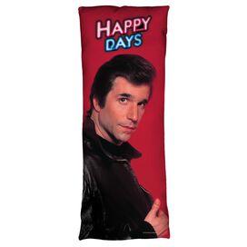 Happy Days Red Fonz Microfiber Body