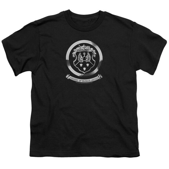 Oldsmobile 1930 S Crest Emblem Short Sleeve Youth T-Shirt