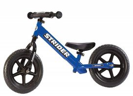 Strider - 12 Sport Balance Bike [Blue], Ages 18 Months to 5 Years