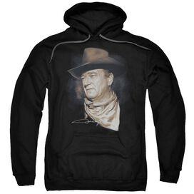 John Wayne The Duke Adult Pull Over Hoodie