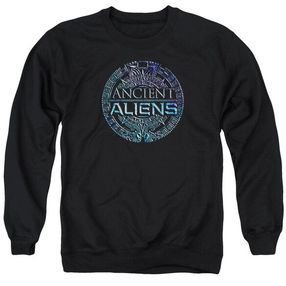 Ancient Aliens Symbol Logo Adult Crewneck Sweatshirt