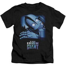Iron Giant Giant And Hogarth Short Sleeve Juvenile T-Shirt