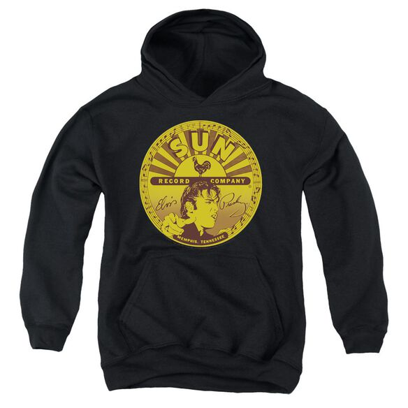 Sun Elvis Full Sun Label Youth Pull Over Hoodie