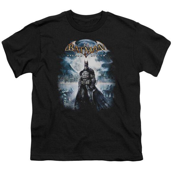 Batman Aa Game Cover Short Sleeve Youth T-Shirt
