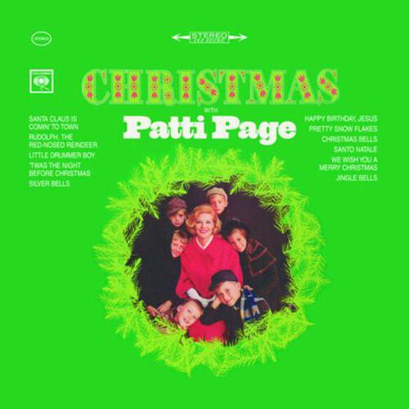 Patti Page - Xmas With Patti Page