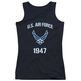Air Force Property Of Juniors Tank Top